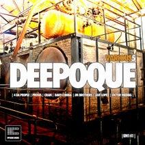 Prosis, 4 Da People, J&M Brothers, Dany Cohiba, Javi Lopez, Victor Medina, Cram - Deepoque, Vol. 5 (Various 5)