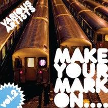 DJ Controlled Wierdness, Benjwahbeats, Valta, Minkin, Mazzula - Make Your Mark On Vol.2