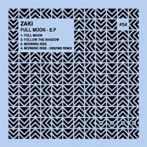 Zaki, Despine - Full Moon EP