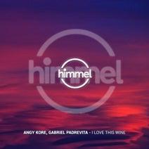 AnGy KoRe, Gabriel Padrevita - I love this wine