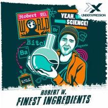 Robert W. - Finest Ingredients