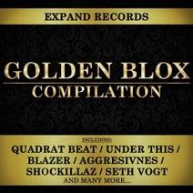 Quadrat Beat, Kondrashov, Goldillox, Temazo, Shockillaz, In Progress, Runa, Alt-A, Aggresivnes, Sketi, Blazer, Under This, Seth Vogt, Kid Panel - Golden Blox (Compilation)