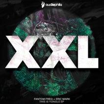 Eric Mark, Fantom Freq - This Is Yungle EP