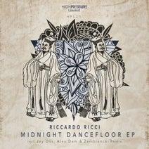 Riccardo Ricci, Jay Oss, Zambiancki, Alex Dam - Midnght Dancefloor