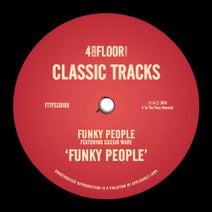 Cassio Ware, Funky People, Blaze, Masters At Work, Knee Deep, Lenny Fontana - Funky People