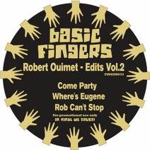 Robert Ouimet - Edits, Vol. 2