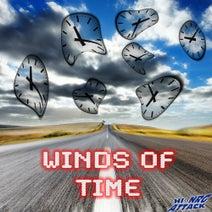 Cyberella, Cy - Ro, Rick Castle, Garcon, Jungle Bill, Starkly Ice - Winds of Time