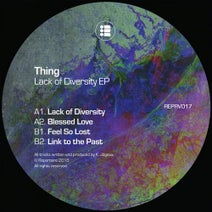 Thing - Lack of Diversity EP