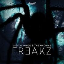 The Machine, Digital Mindz - Freakz