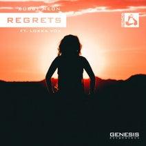 Bobby Neon, Doublev, Rodrigo Deem, Asteroid, Nick Arbor - Regrets (feat. Lokka Vox)