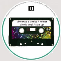 Alexis Tyrel, Vincenzo D'amico, Sizeup - Materialism Heads Vol. 1 EP