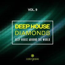 Noetic Curve, Simone Cerquiglini, Simon Lunardi, Vito Raisi, Ernesto Ortega, Spin Head, Cardillo DJ, Simone Cerquiglini - Deep House Diamonds, Vol. 9 (Deep House Around The World)