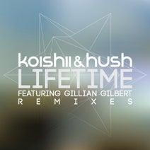 Koishii & Hush, Gillian Gilbert, 303Bastard, Ahmet Atasever, Delirium Funk, DWNTWN, GGGGHOST, Lenny Ruckus, Leitbur, Zack Edward - Lifetime Remixes