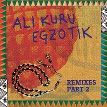 Ali Kuru, Ichisan, Canson, Xinobi, Oceanvs Orientalis - Ali Kuru - Egzotik Remixes Part Two