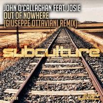 John O'Callaghan, Giuseppe Ottaviani, Josie - Out of Nowhere - Giuseppe Ottaviani Remix