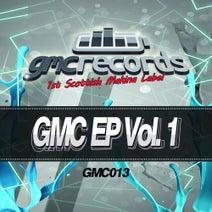 Jordi K-Staa, Dj Gary MC, DJ Brucey, Made In Mallorca - GMC EP Vol. 1