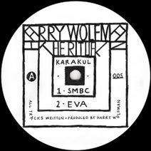 Harry Wolfman - The Ritual EP