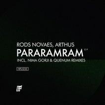 Rods Novaes, Arthus, Nima Gorji, Quenum - Pararamram EP