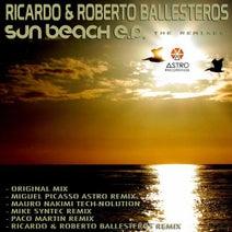 Roberto Ballesteros, Ricardo Ballesteros, Miguel Picasso, Mauro Nakimi, Mike Syntec, Paco Martin, Ricardo & Roberto Ballesteros - Sun Beach