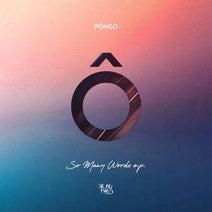 Pongo - So Many Words - EP