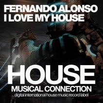Fernando Alonso - I Love My House
