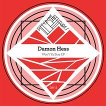 Damon Hess - Won't Ya Stay EP
