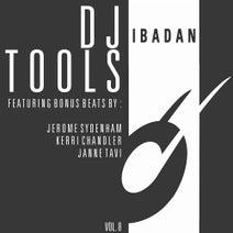 Jerome Sydenham, Kerri Chandler, Jerome Sydenham, Janne Tavi - DJ Tools Vol. 8
