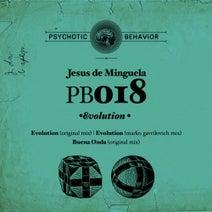 Jesus De Minguela, Marko Gavrilovich - Evolution