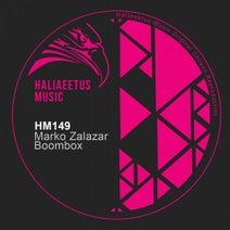 Marko Zalazar - Boombox