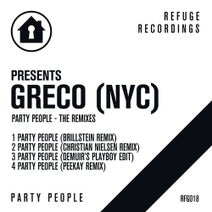Brillstein, Greco (NYC), Christian Nielsen, Demuir, Peekay - Party People (The Remixes)
