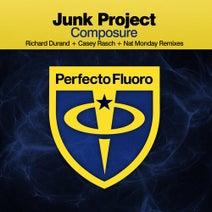 Richard Durand, Junk Project, Casey Rasch, Nat Monday - Composure - The Remixes