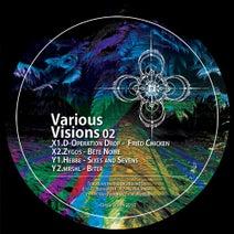 D-Operation Drop, Zygos, Hebbe, mrshl - Various Visions 02