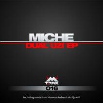 Miche, Norman Andretti aka Quarill - Dual Uzi EP