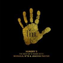 N'to, Joachim Pastor, Worakls, Joachim Pastor, Worakls - Hungry 5 (The Best of 5 Years)