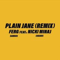 Nicki Minaj, A$AP Ferg - Plain Jane REMIX