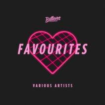 B-Ju, Chris Darnoc, Heartlybeats, So Schway, Mendoza, Greco (NYC), Raffa FL, Maximono - Favourites
