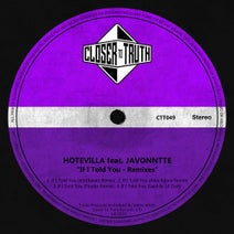 Javonntte, Hotevilla, Intr0beatz, Alex Agore, Fizzikx, Sakhile SK - If I Told You Remixes