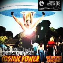 Digital Genetic Pasta, Tranz Lasagne - Cosmic Power