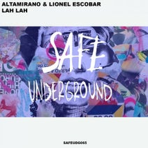 Altamirano, Lionel Escobar - Lah Lah EP