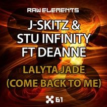 Deanne, Stu Infinity, J-Skitz - Lalyta Jade (Come Back To Me)