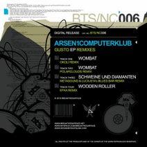 Arsen1Computerklub, Okoli, Polarclouds, Metasound, Lucius14, Efka - Gusto Remixes