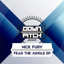 Nick Fury, Spyder - Fear The Jungle EP