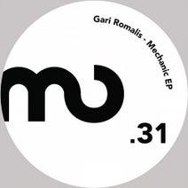 Gari Romalis - Mechanic EP