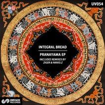 Integral Bread, Ziger, QuantiK, Nikko.Z - Pranayama EP