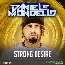 Daniele Mondello - Strong Desire
