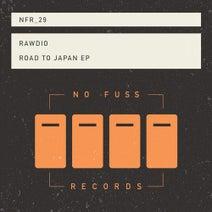 Rawdio - Road To Japan EP