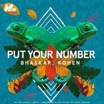 Bhaskar, Kohen - Put Your Number