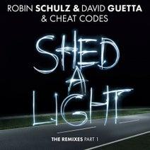 Robin Schulz & David Guetta & Cheat Codes - Shed A Light (The Remixes Part 1)