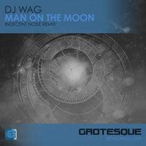 Indecent Noise, DJ Wag - Man on the Moon - Indecent Noise Remix