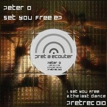 Peter O - Set You Free